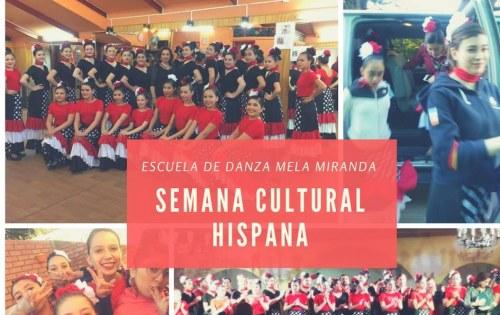"Semana Cultural Hispana 2017 ""Lorenzo Giner De Rosa"""